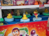 games stall